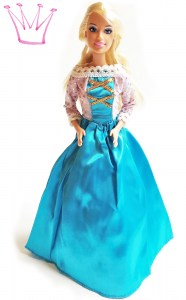 barbie-prinzessinnen-kleid